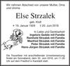 Else Strzalek