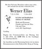 Werner Elias