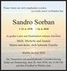 Sandro Sorban