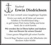 Erwin Diedrichsen