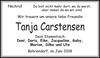 Tanja Carstensen