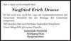Siegfried Erich Droese