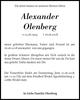 Alexander Olenberg