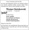 Werner Stetzkowski