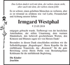Irmgard Westphal