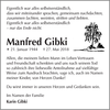 Manfred Gibki