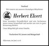 Herbert Elvert