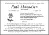 Ruth Ahrendsen