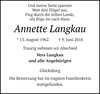 Annette Langkau
