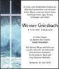 Werner Griesbach
