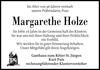 Margarethe Holze