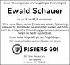 Ewald Schauer