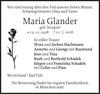 Maria Glander