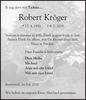 Robert Kröger