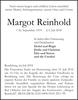 Margot Reinhold