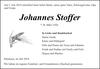 Johannes Stoffer