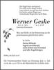 Werner Geske