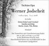 Werner Jodscheit