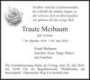 Traute Meibaum