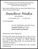 Anneliese Stinka