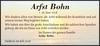 Arfst Bohn