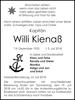 Willi Kienaß