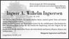 Ingwer A. Wilhelm Ingwersen