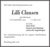 Lilli Clausen