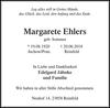 Margarete Ehlers