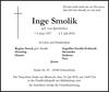 Inge Smolik