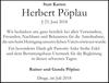 Herbert Pöplau