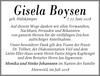 Gisela Boysen