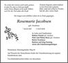 Rosemarie Jacobsen