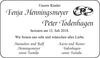 Fenja Henningsmeyer Peter Todenhagen