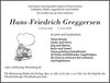 Hans-Friedrich Greggersen