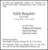 Edith Burgdorf