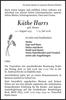Käthe Harrs