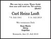 Carl Heinz Looft