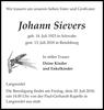 Johann Sievers
