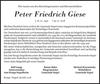 Peter Friedrich Giese