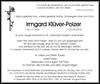 Irmgard Klüver-Polzer