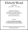 Elsbeth Wend