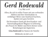 Gerd Rodewald