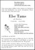 Else Tams