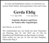 Gerda Ehlig