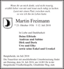 Martin Freimann
