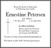 Ernestine Petersen