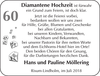 Diamantene Hans und Pauline Möllering