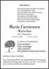 Maria Carstensen