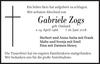 Gabriele Zogs
